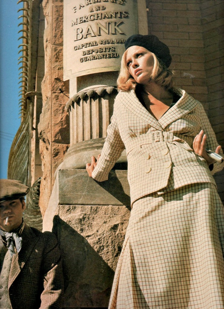 Greatest fashion films - Bonnie and Clyde 1967 - Faye Dunaway
