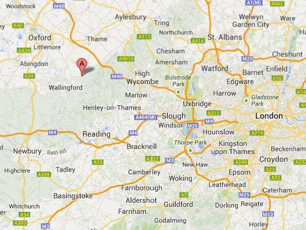 Britwell Salome - Oxfordshire