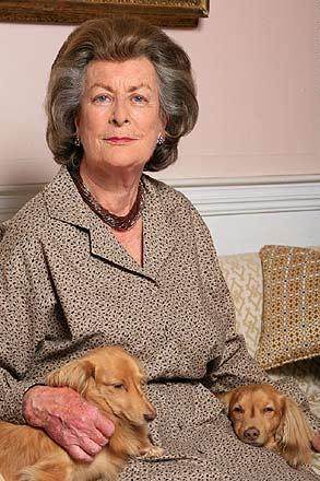 Lady Pamela Hicks, nee Mountbatten