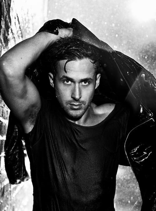 Luscious Ryan Gosling