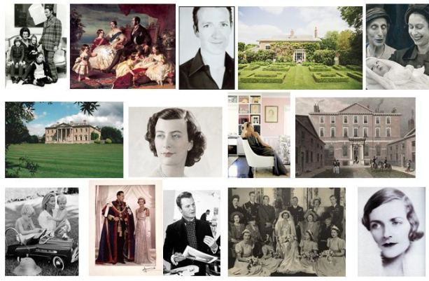 European royal families - Battenberg-Mountbatten-Hicks family pictures