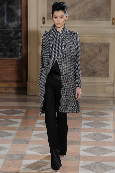 Runway: Bouchra Jarrar Spring 2014 couture collection