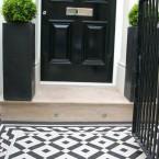 Elegant floor tile ideas