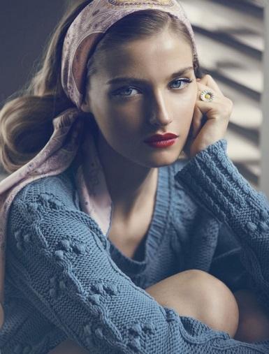 PHOTOS: Hair trends - headscarves