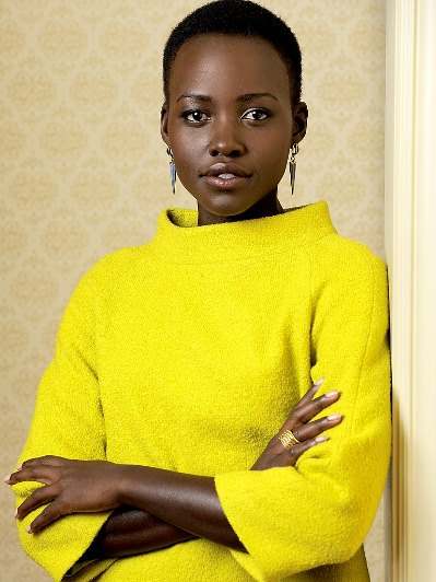 Mexican-Kenyan actress Lupita Nyong'o