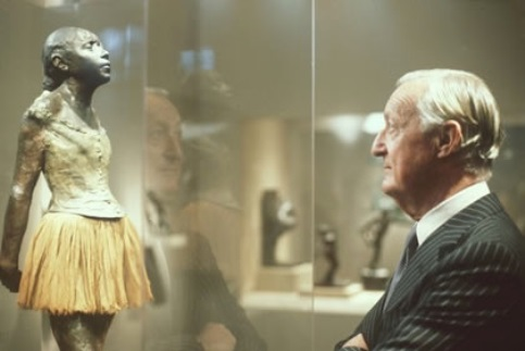 Art patron Paul Mellon