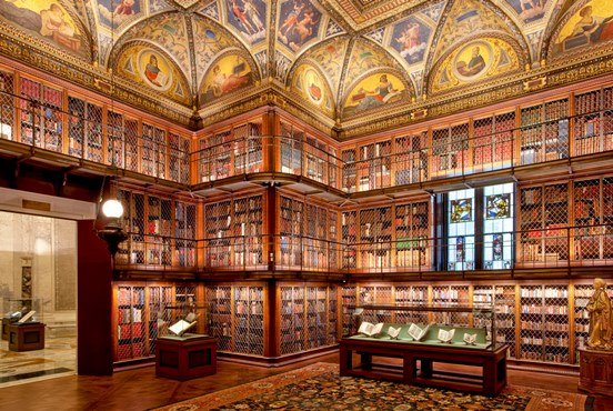 The Morgan Library and Museum Manhattan