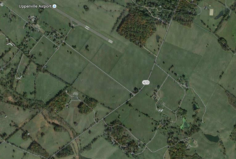 Mellon estate - Oak Springs farm