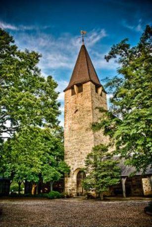 Trinity Church Upperville - Mellon family