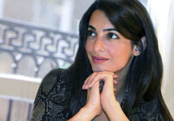 Image result for Amal Alamuddin Clooney