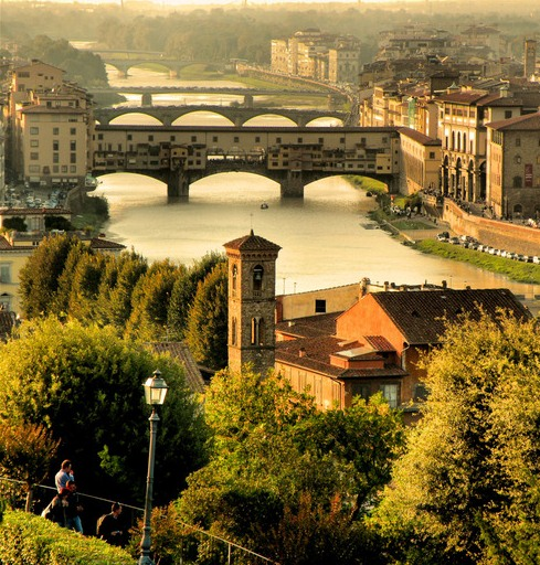 Gorgeous Florence, Italy