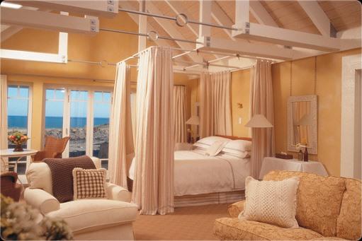 ROYAL TOUR: Bedroom - Wharekauhau Country Estate lodge