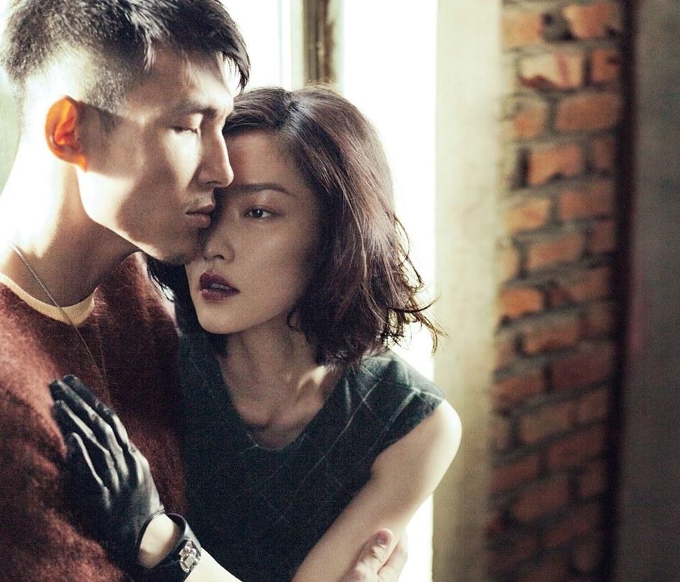 ASIAN MODELS: Du Juan & Zhang Guobin by Yin Chao for Vogue China September 2013