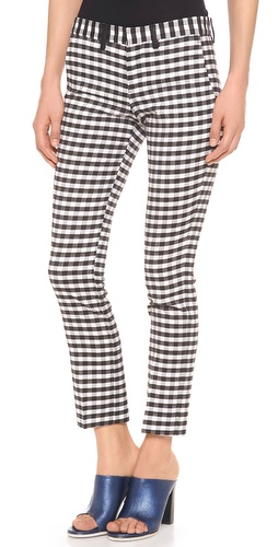 Resort style - EACH x OTHER Gingham Pants