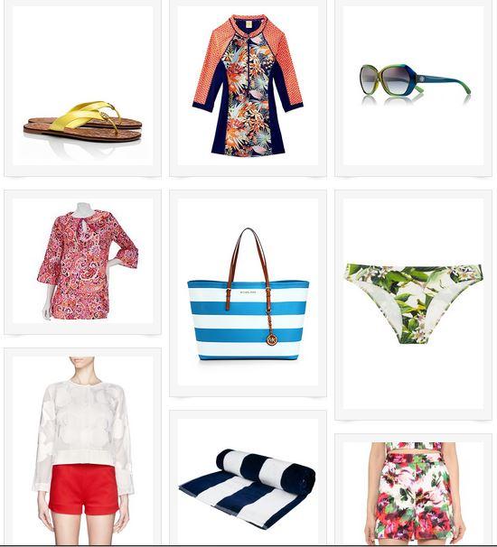 Resort style clothing via mylusciouslife.com