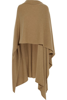 Resort style - Madeleine Thompson oversized cashmere wrap