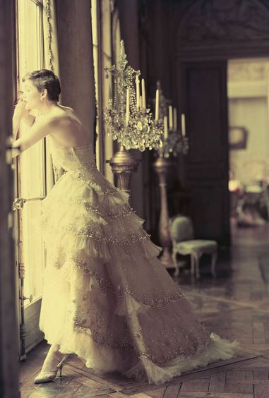 Dior: The Legendary Images: Great Photographers and Dior by Florence Muller