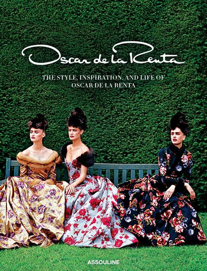 Books to buy the style inspiration and life of oscar for Oscar de la renta childhood