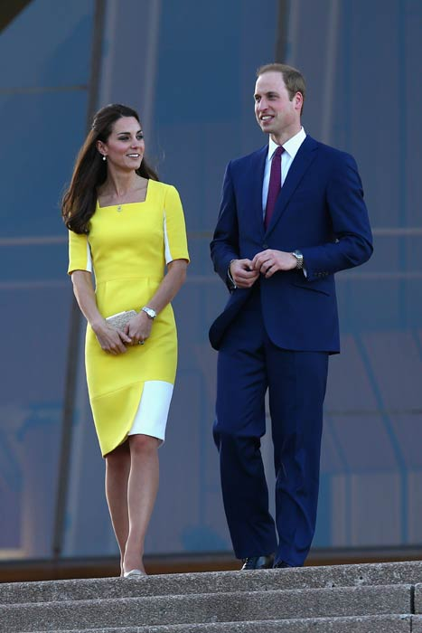 ROYAL TOUR: Prince William mentions his mother the late Princess Diana in a speech at Sydney Opera House