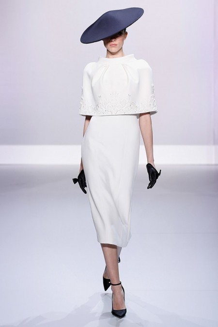 ROYAL STYLE: Ralph & Russo Spring 2014 couture collection