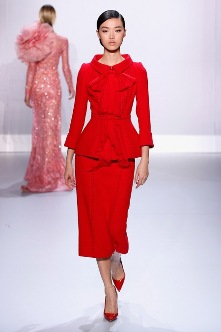 Ralph & Russo Spring 2014 couture collection