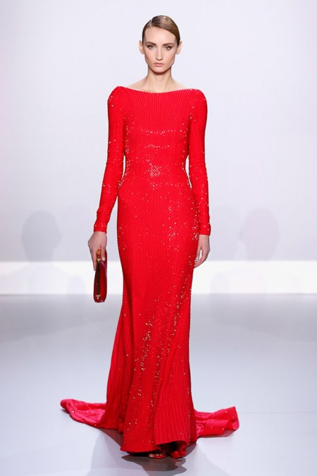Ralph & Russo couture collection Spring 2014