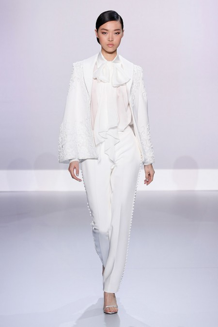 ROYAL STYLE: Ralph and Russo couture collection Spring 2014