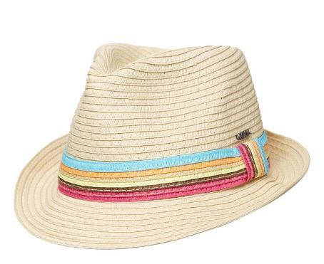 Resort style - Roxy multi colour sun hat