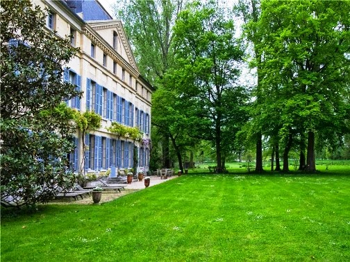 FAMOUS HOUSES: The home of style icon and actress, Catherine Deneuve, in rural France