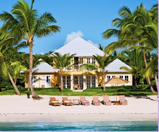 Tortuga Bay Hotel - beach house accommodation - Oscar de la Renta - Dominican Republic