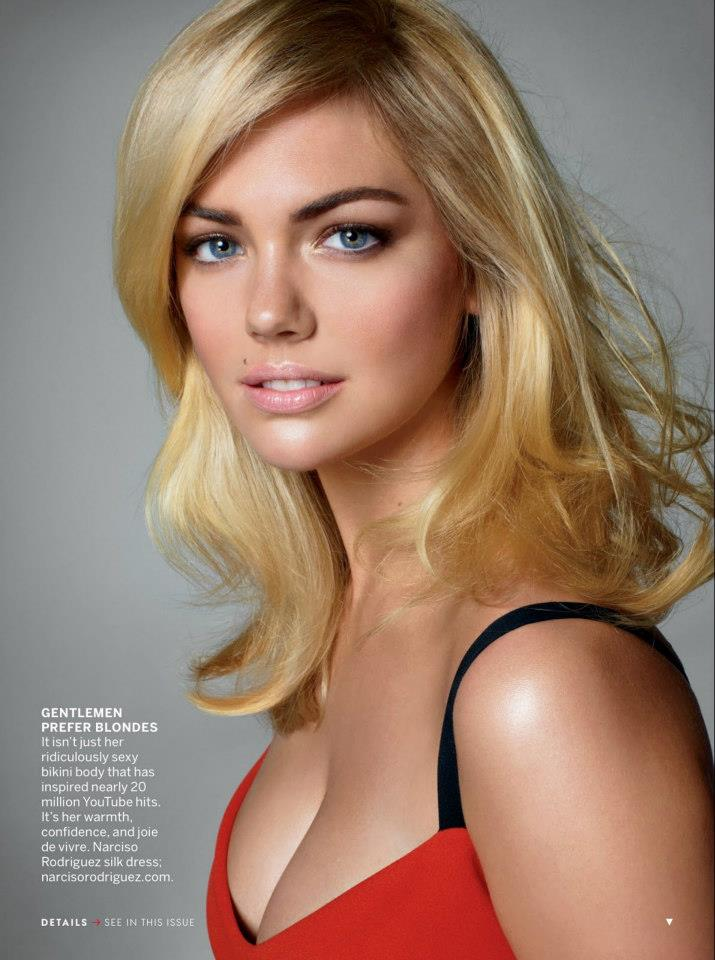 HOTNESS ALERT: Kate Upton by Steven Meisel for Vogue November 2012