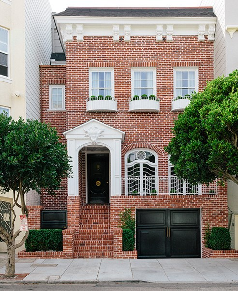 LONNY: Pacific Heights San Francisco - Susan Greenleaf home
