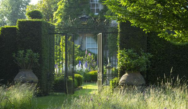 Highgrove House garden tours