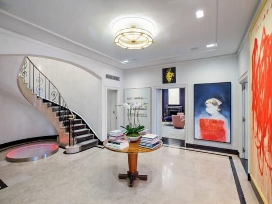 LISTING PHOTOS Apartment 6-7A at 740 Park Avenue Manhattan - former Jackie Lee Bouvier home