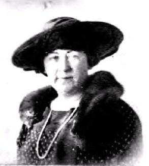 Margaret Merritt Lee, grandmother of Jackie Bouvier Kennedy Onassis and Lee Radziwell