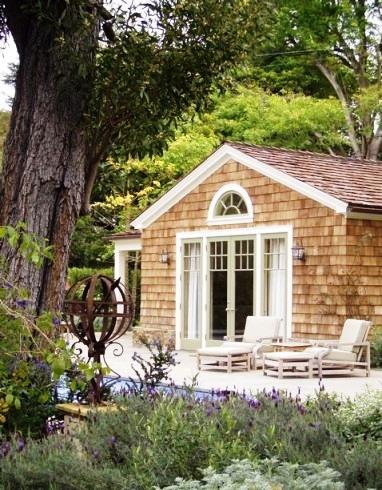Stylish living design ideas - poolhouses tevegianetti
