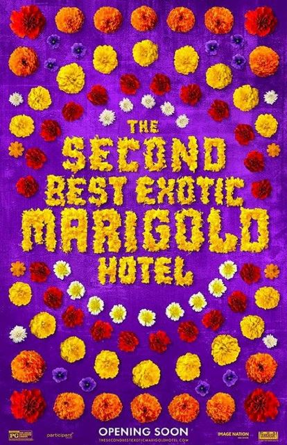 PHOTO: The Second Best Exotic Marigold Hotel 2015