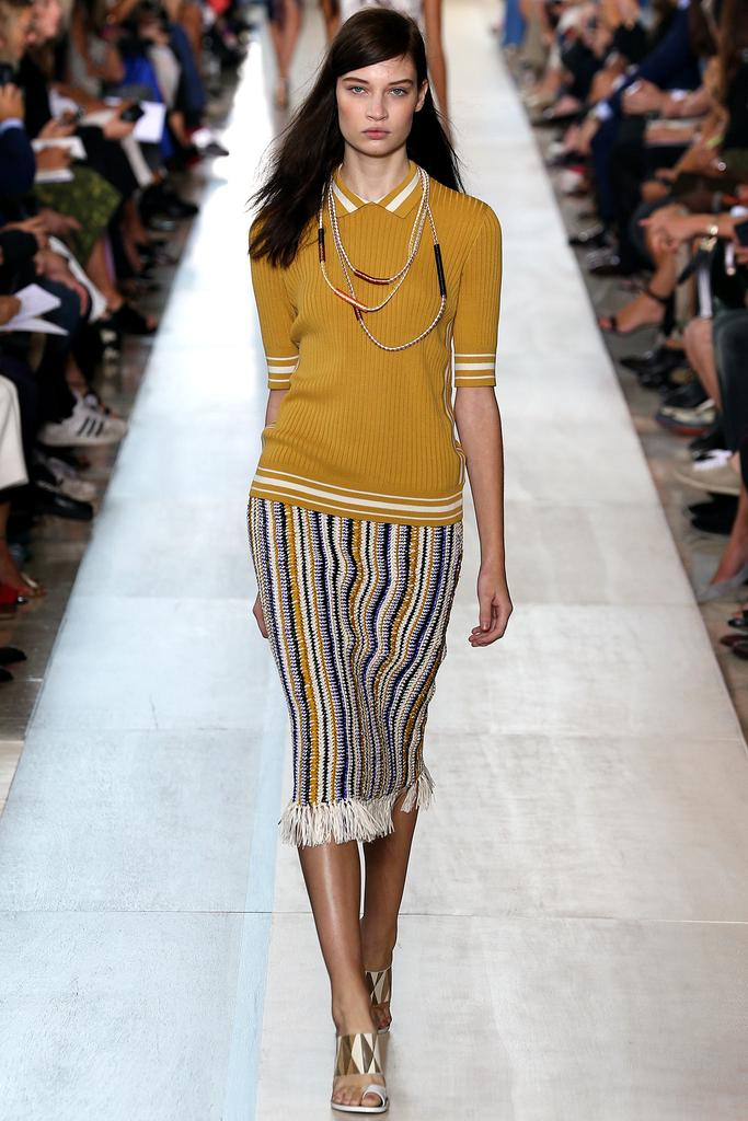 SHOP THIS LOOK: Tory Burch Spring 2015 RTW Collection