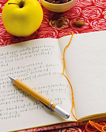 A health life - food diary