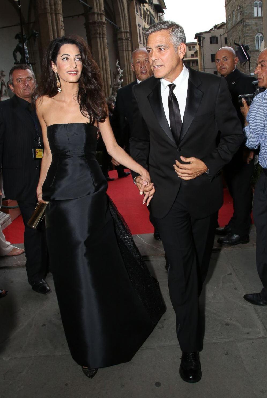STYLE ICON: Amal Alamuddin Clooney
