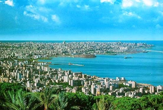 PHOTO: Beirut, Lebanon, where Amal Alamuddin was born