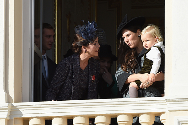 MONACO ROYAL FAMILY: