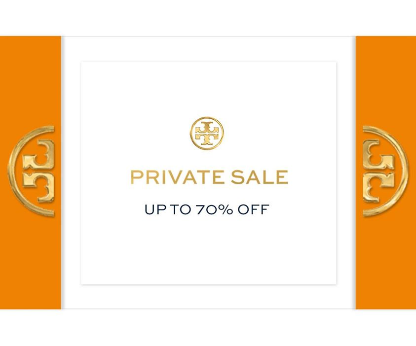 SALE ALERT: Tory Burch Private Sale October 2014