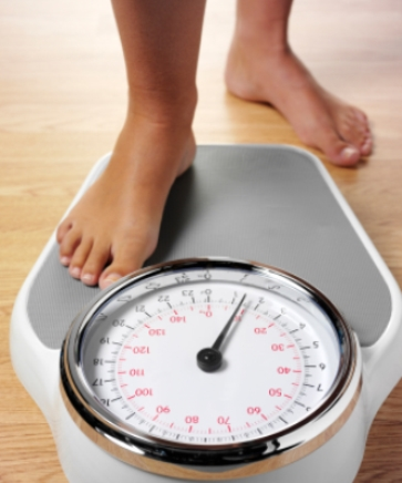 Weight loss scales photo