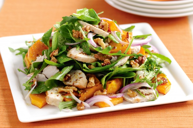 WEDNESDAY WEIGHT LOSS BLOG SERIES: Roast chicken salad