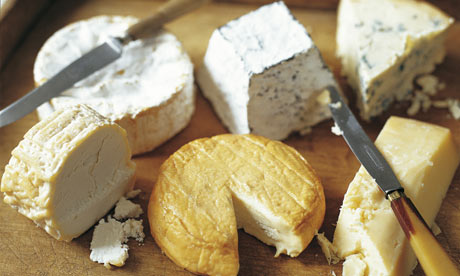 WEDNESDAY WEIGHT LOSS - Luscious cheeseboard