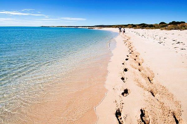 WEDNESDAY WEIGHT LOSS BLOG POST SERIES: Walking on Australian beach