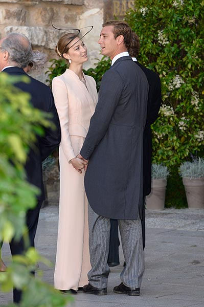 MONACO ROYAL FAMILY NEWS: Beatrice Borromeo and Pierre Casiraghi will marry in April 2015