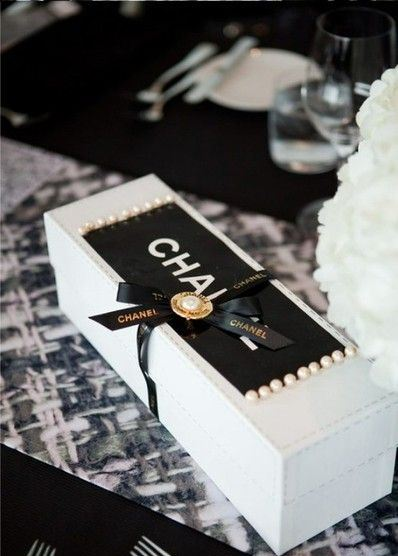 Luscious living - Chanel lusciousness - glamorous gifts