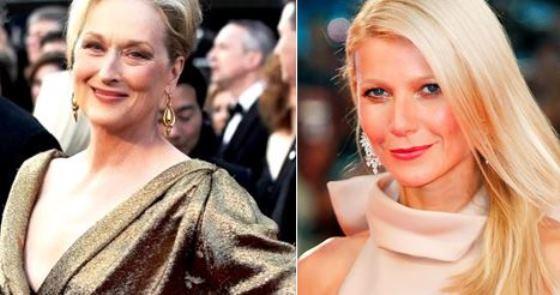 CELEBRITY BESTIES: Meryl Streep and Gwyneth Paltrow - New York neighbours - Tribeca apartment